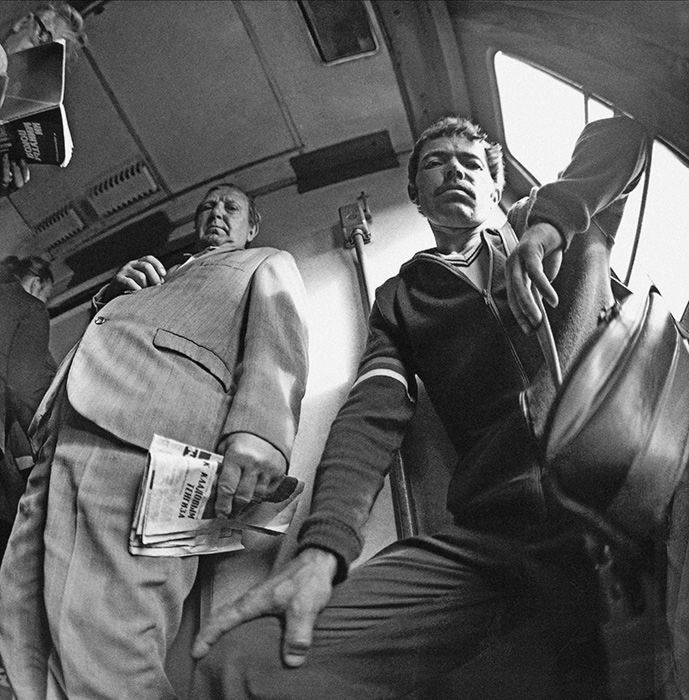 """Electric train  Minsk-Molodechno""Around 1986. Из серии «Электричка Минск-Молодечно»  около 1986"