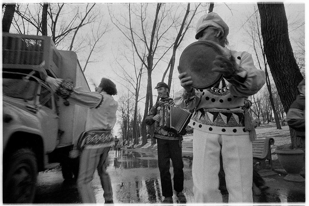 Минск 1985 год