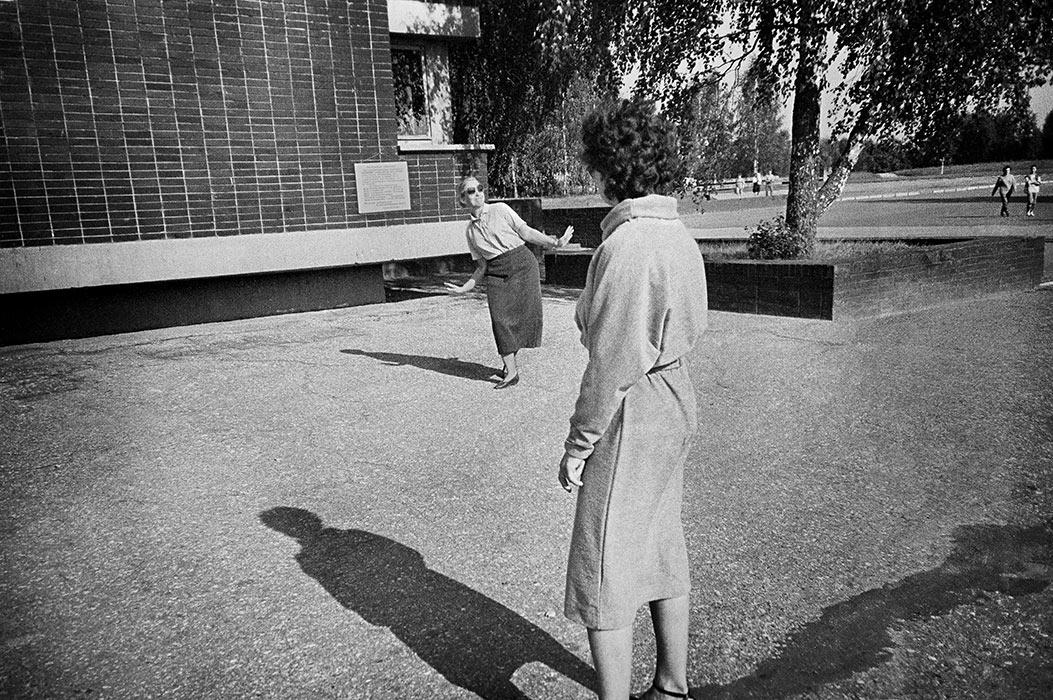 Неожиданность. Минский р-н. 1985г.