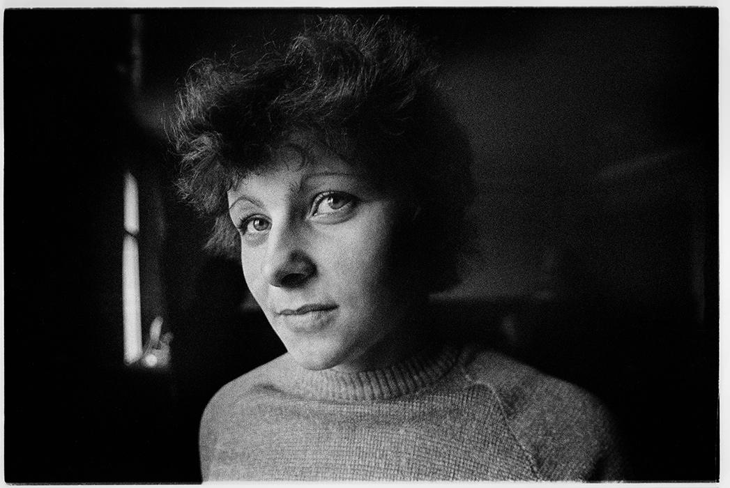 Лицо. 1985г. Минск