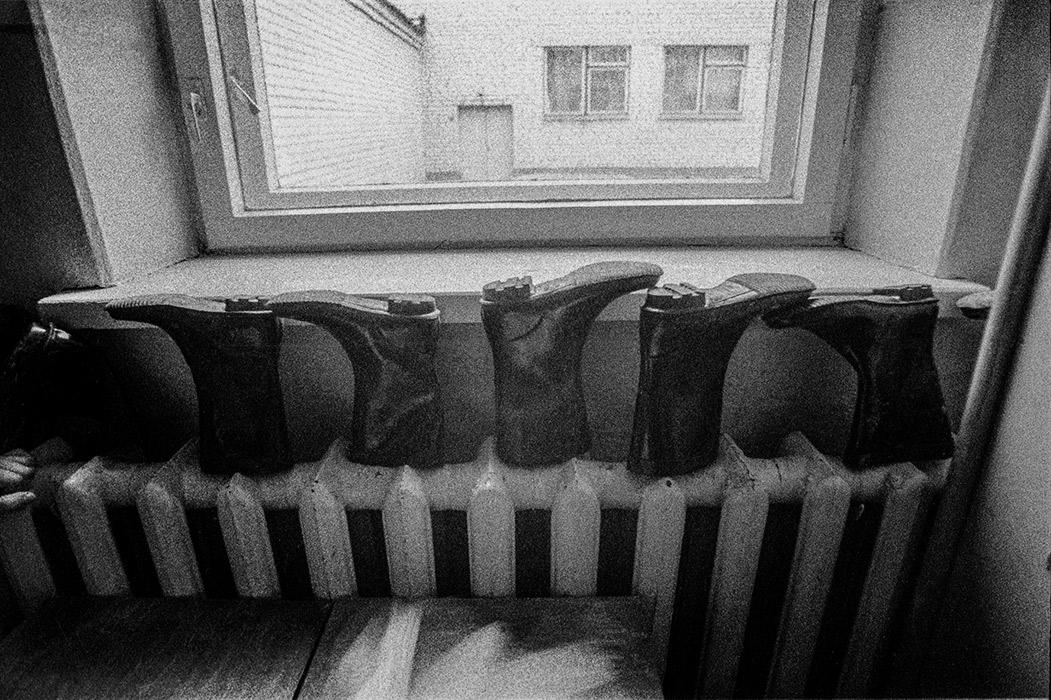 Минск. Детский дом. 1988г.
