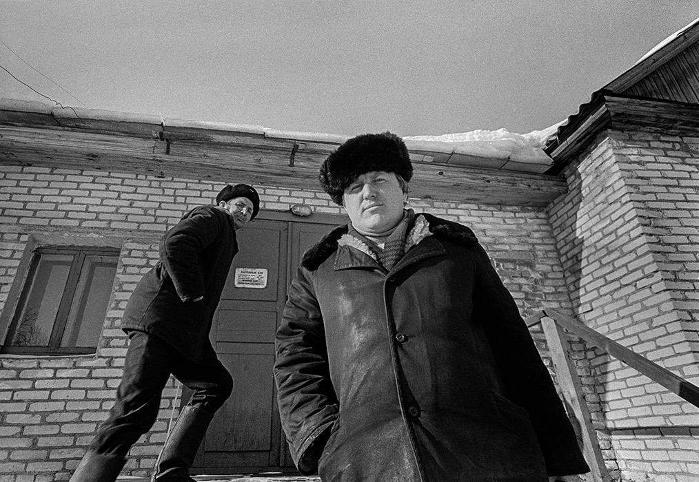 Прораб 1984год Минский р-н