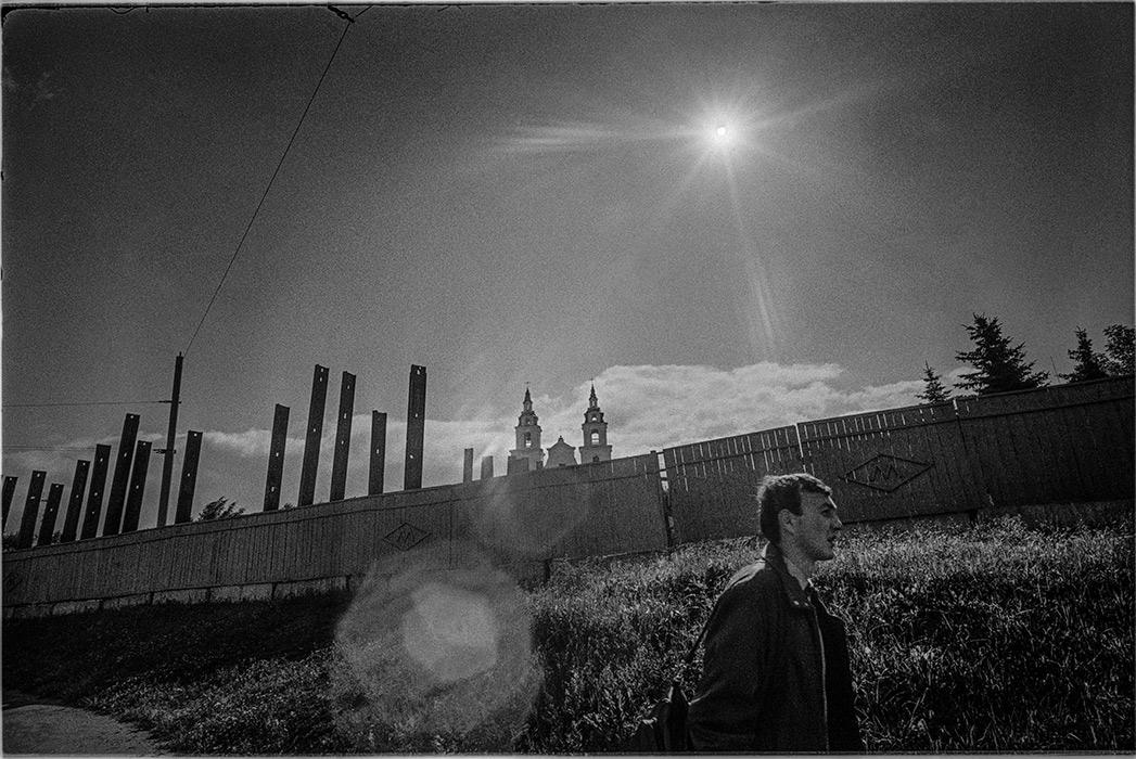 Минск 1986год. ул.Немига