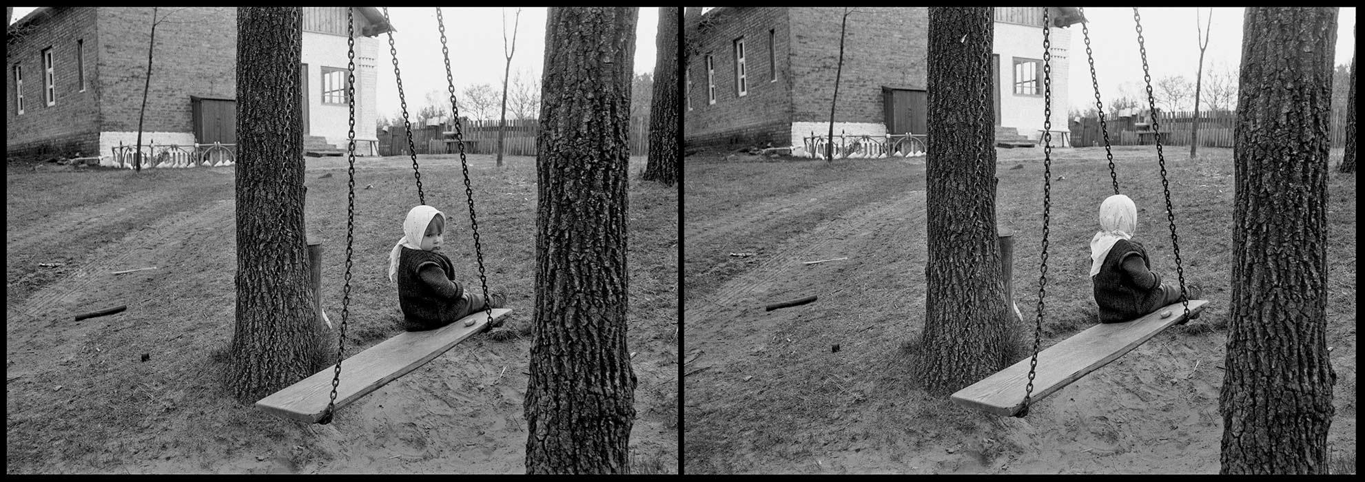 Комо грядеши (куда идете?) 1986 год Гомельская обл., Чернобыльская зона.
