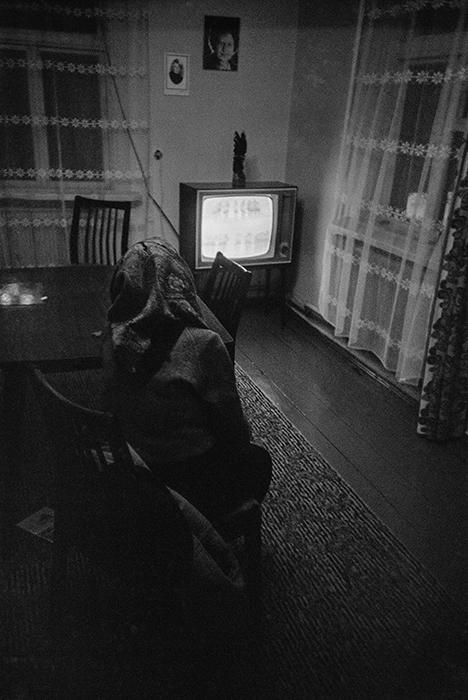 Когда в доме поселилась грусть. Брест 1986 год
