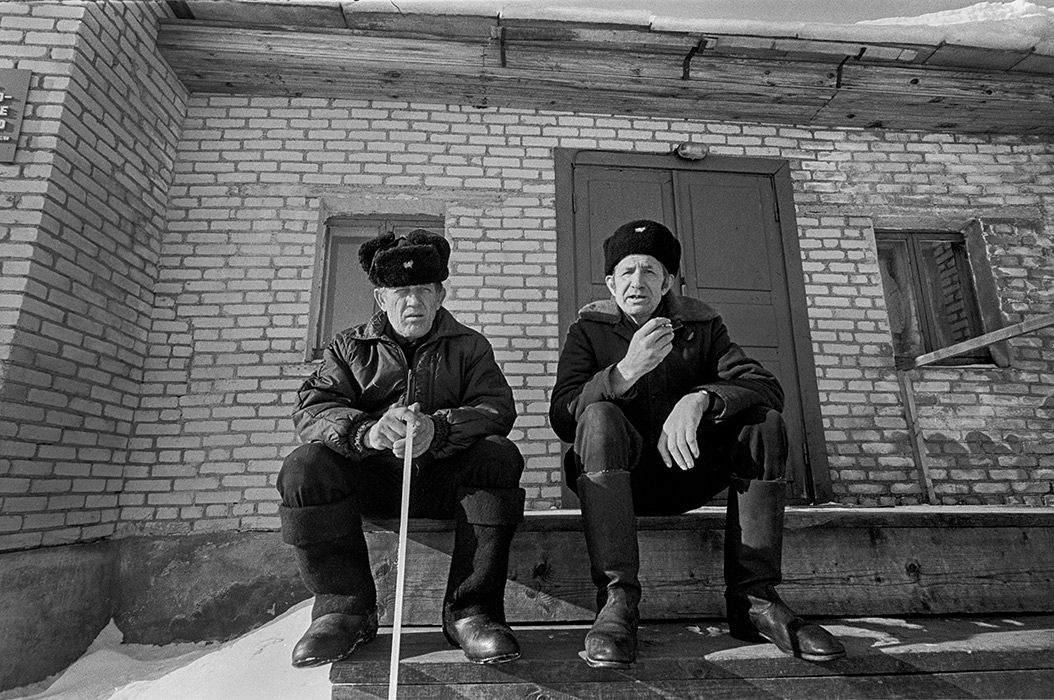 Лесничие. 1984год Минский р-н