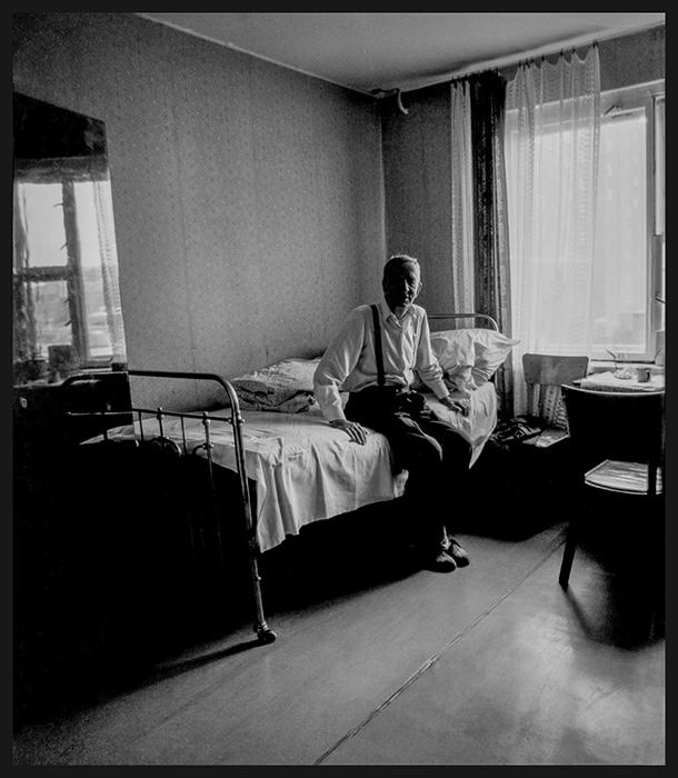 В комнате. 1986г. Минск
