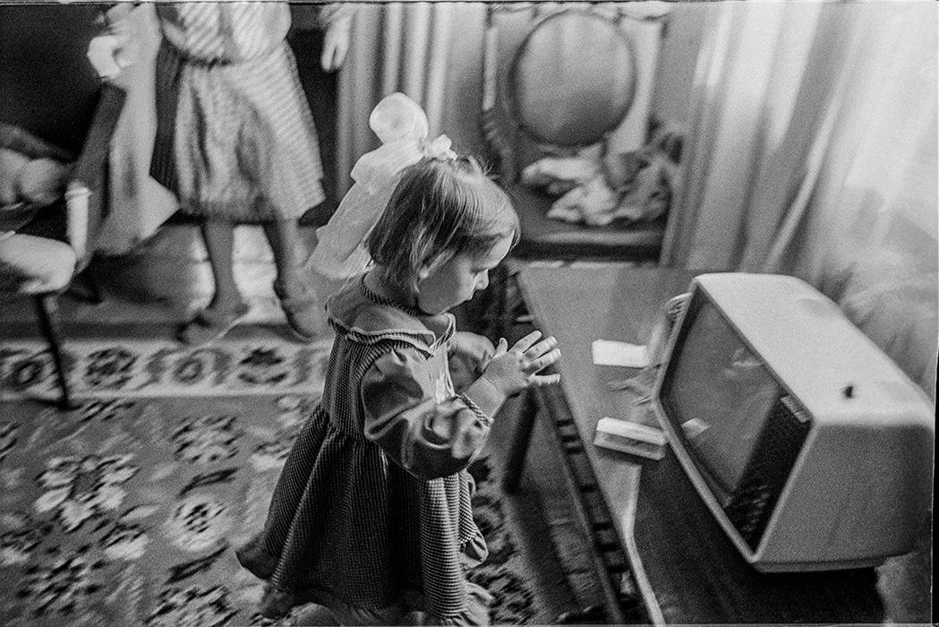 Движение. 1988год Минск