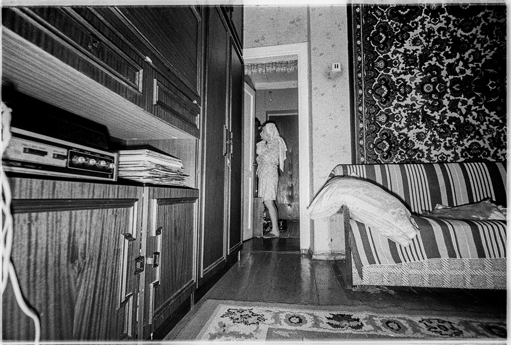 Дома. 1987 год Минск