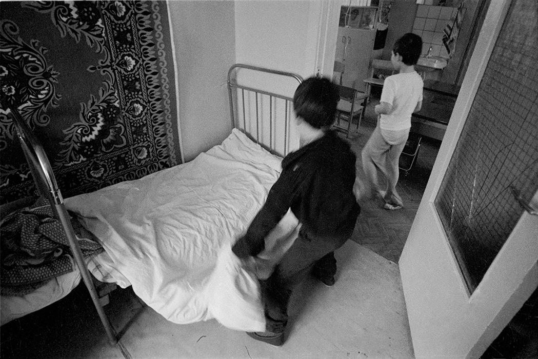 Детский дом. Минск. 1988 год