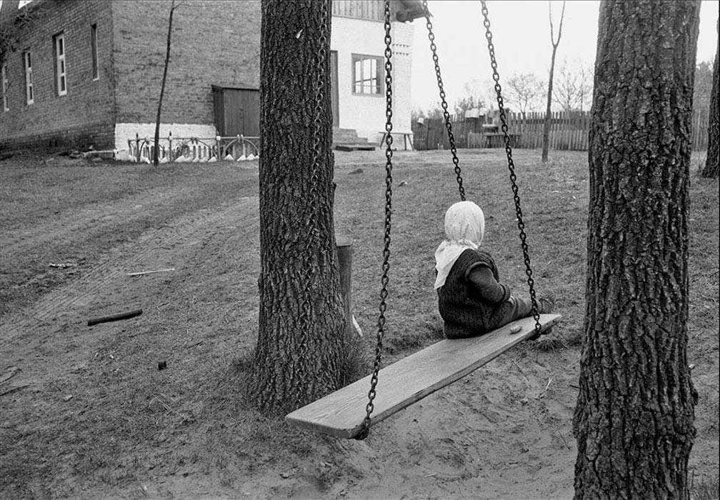 Камо грядеши. 1986 год. Гомельская обл. Чернобыльская зона