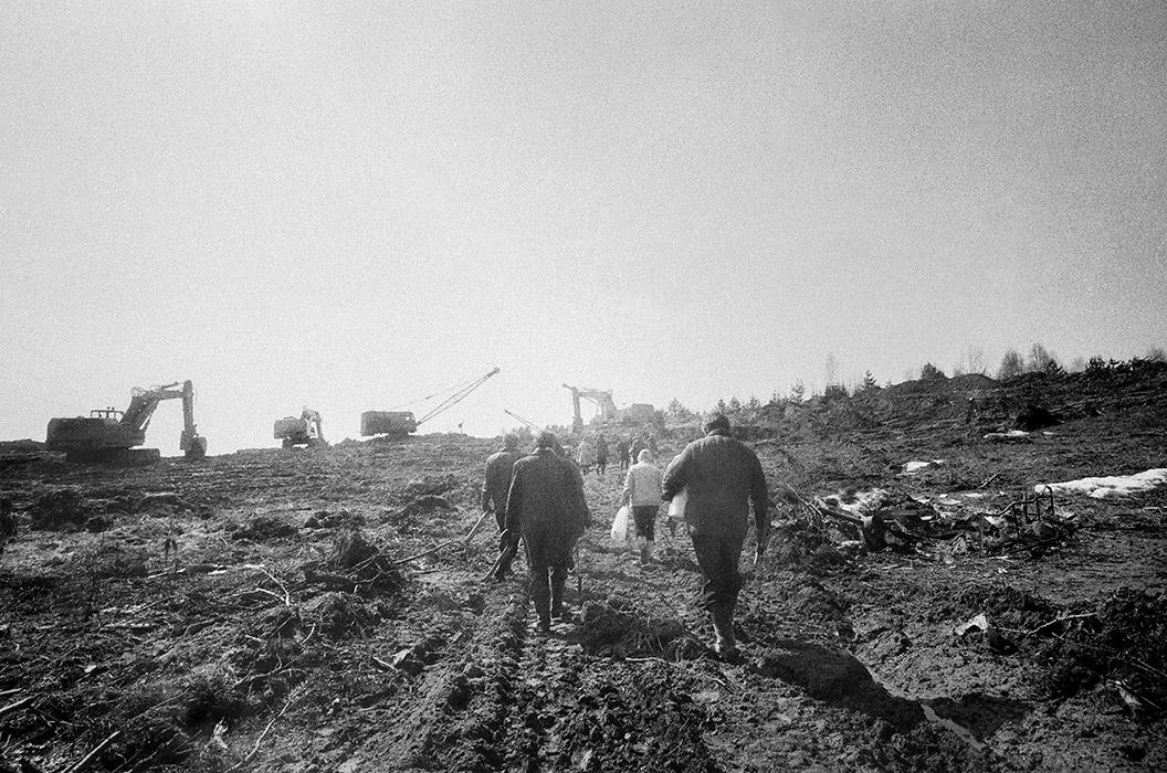Строители автодороги Москва-Минск- Брест 1984 год?