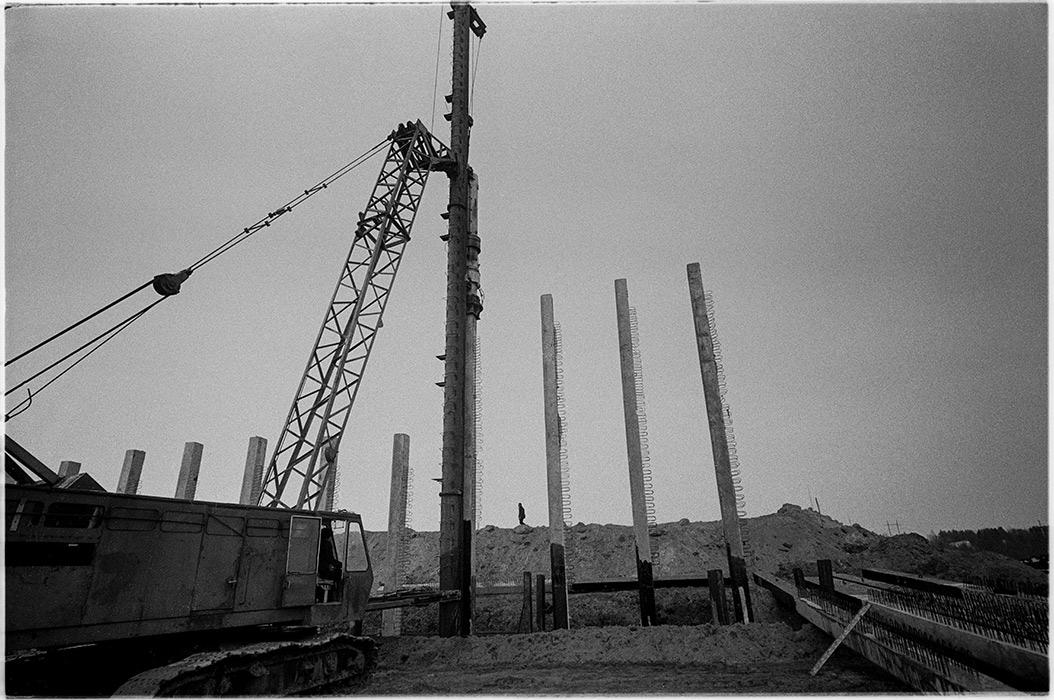 Строители автодороги Минск- Логойск 1987 год?