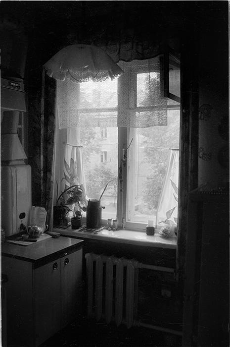 Кухня. Минск. 1983 год