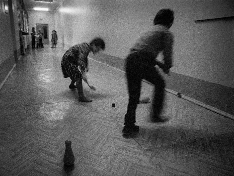 Детский дом, Минск. 1988г.