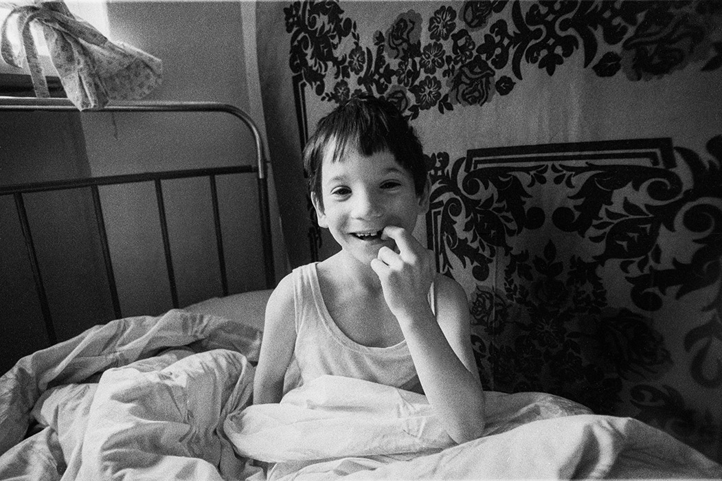 Детский дом. Минск. 1988год
