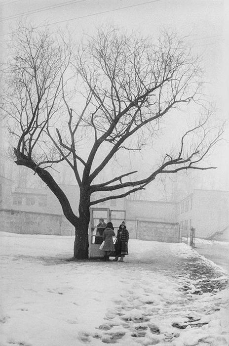 Детский дом. Минск. 1988г.