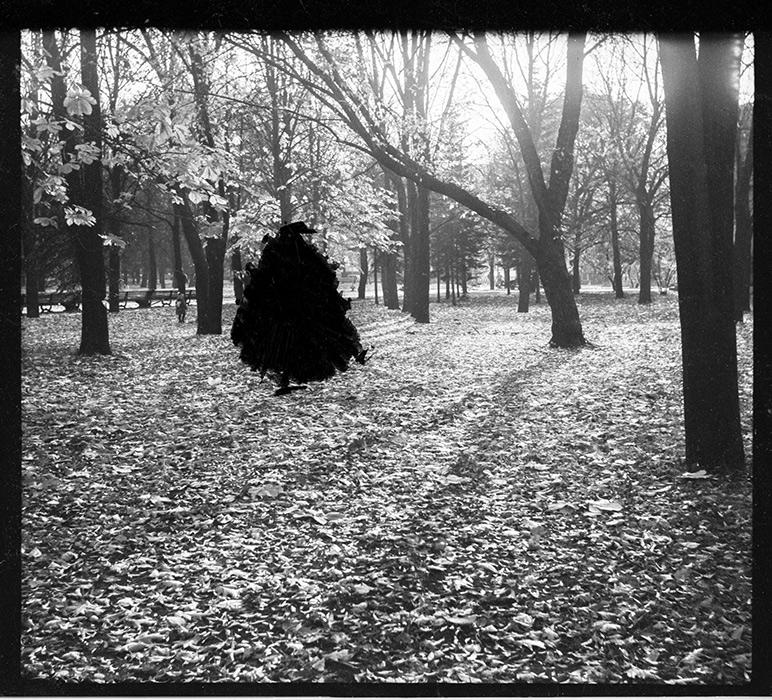 В парке у пл. 8 Марта. Минск. 1982г.