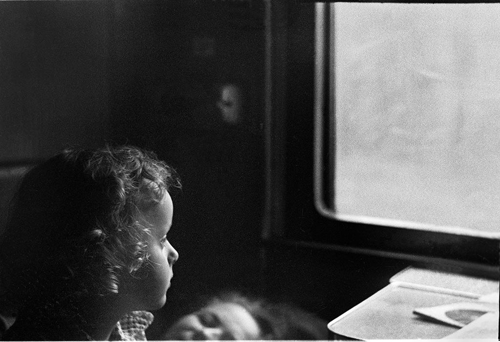 Поезд Минск-Брест, 1984год