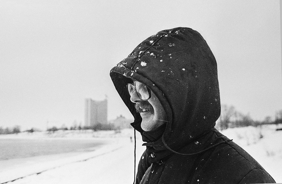 Евгений. Минск. 1985 год
