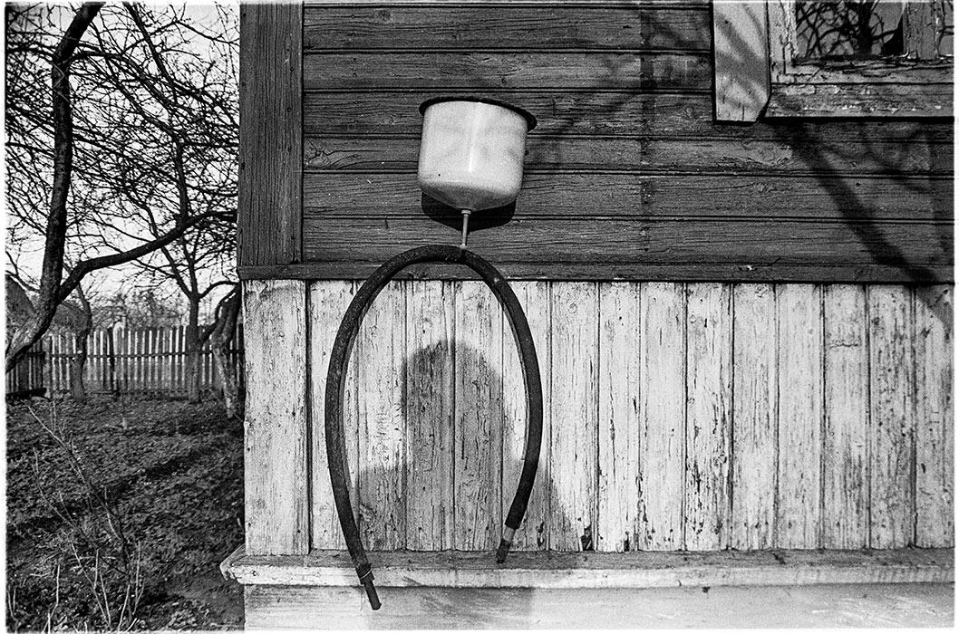 Композиция с тенью, Брест, 1984г.