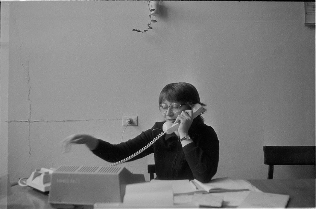 Офисный работник. Минск. 1983г.