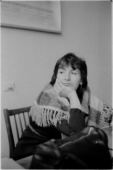Портрет офисного работника. Минск. 1983 год