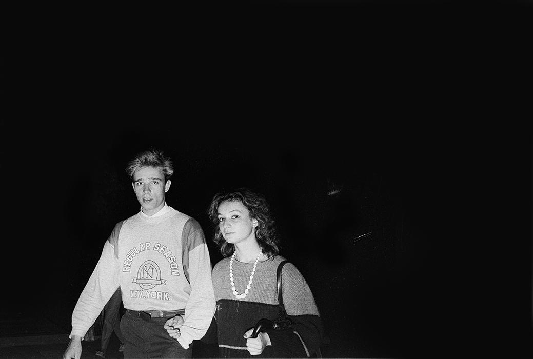 Пр-кт Машерова, Минск, 1987г.