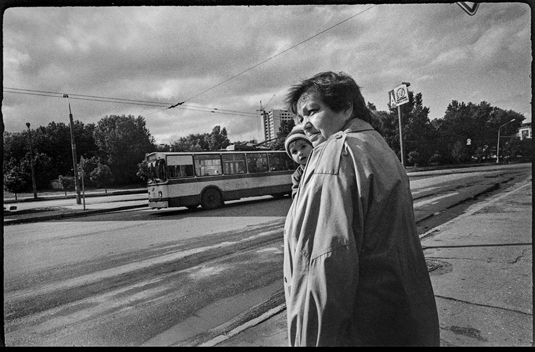 Партизанский пр-кт. Минск. 1983г.