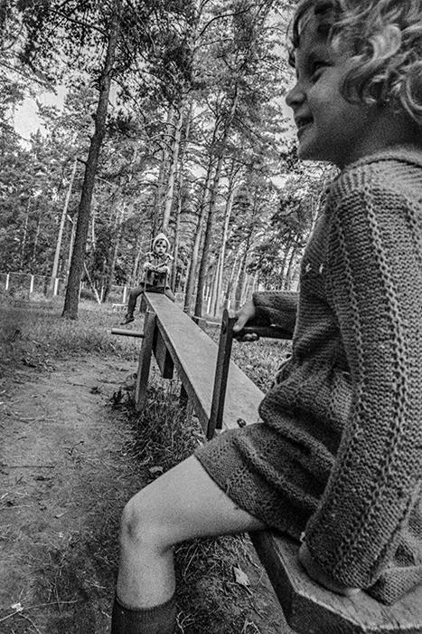 В пионерском лагере в Стайках. Минский р-н. 1987г.