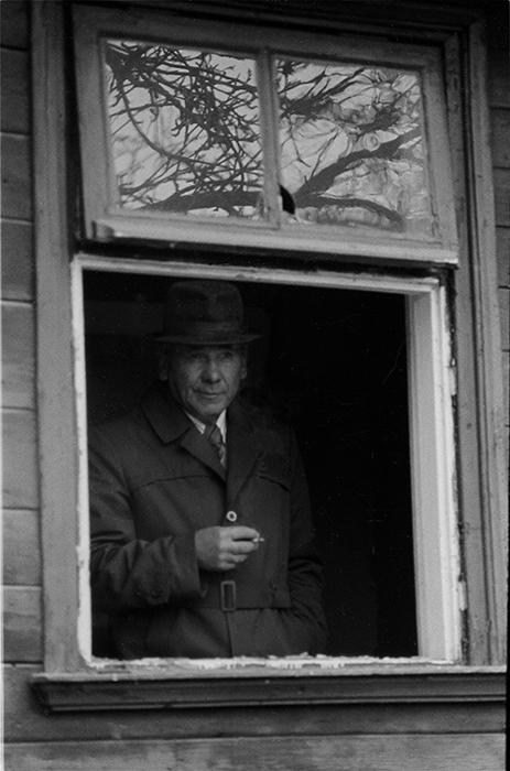 Окно. Брест. 1985г.