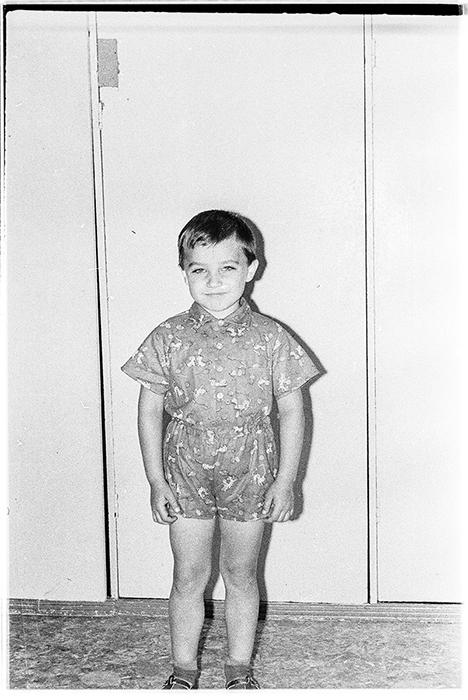 Детские лица. Детский сад. СССР. Минск. 1984г.