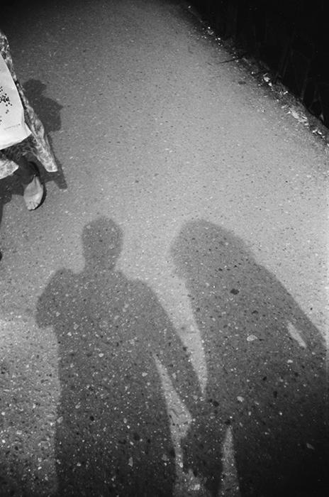 Тени. Минск. 1987 год