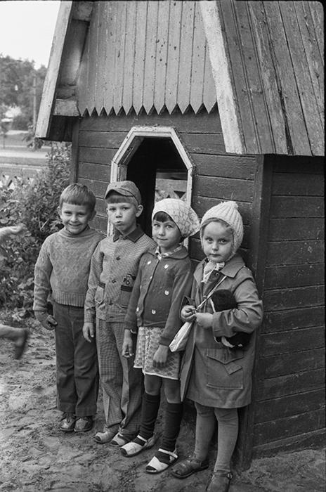 Детский сад. Минск. 1984г.