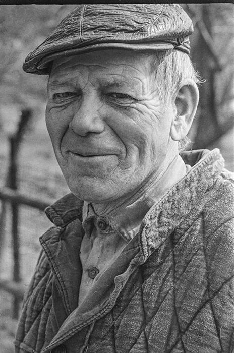 Житель д.Белые Лужи, Минский р-н, 1986год
