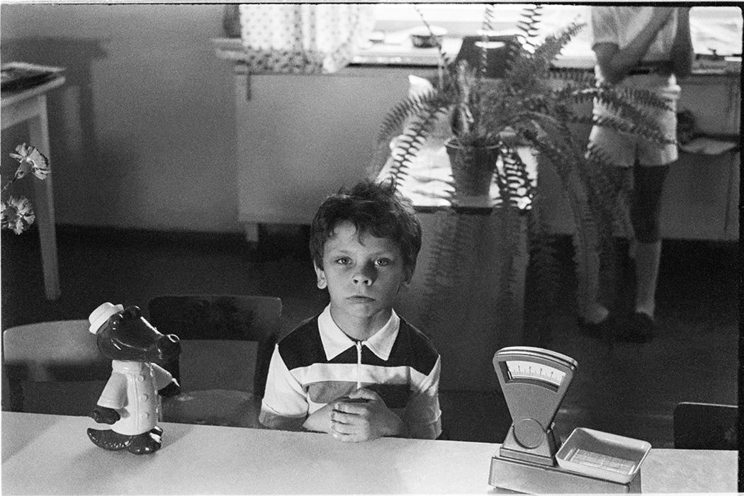 Детский сад. Минск. 1985г.