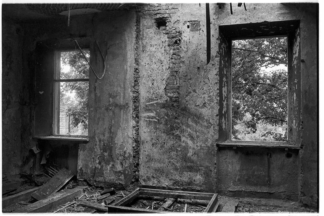 Реконструкция Верхнего города. Минск. 1987 год