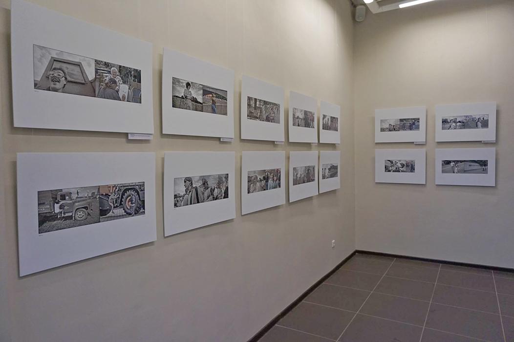 Мои работы на выставке в Воронеже. 2015 год