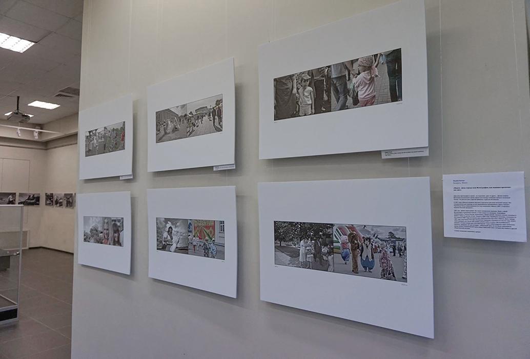Мои снимки на выставке. Воронеж, 2015 год