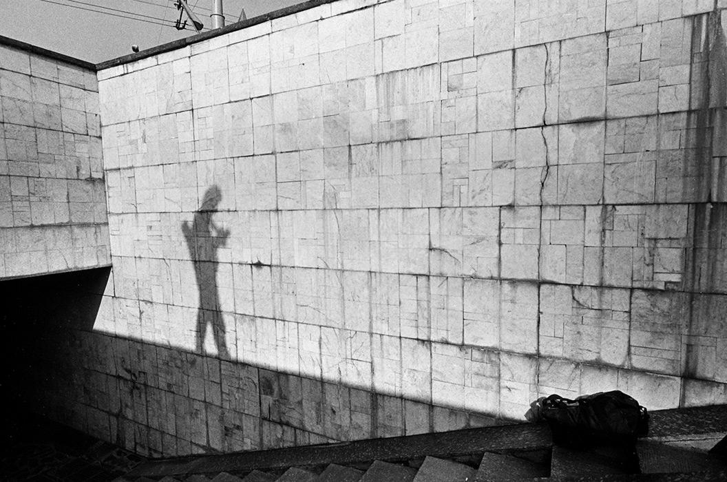Пр-кт Машерова. (сейчас пр-кт Победителей), Минск, 1987 год
