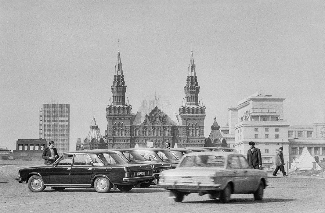 Москва, начало 80-х.