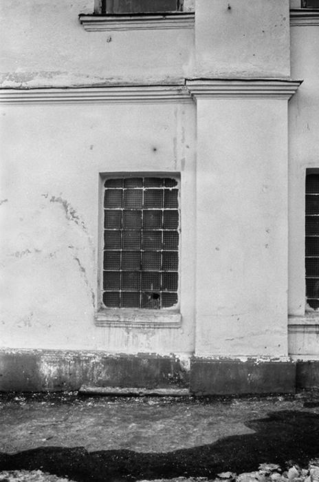 Минск в р-не улицы Островской (ныне Раковская), середина 80-х