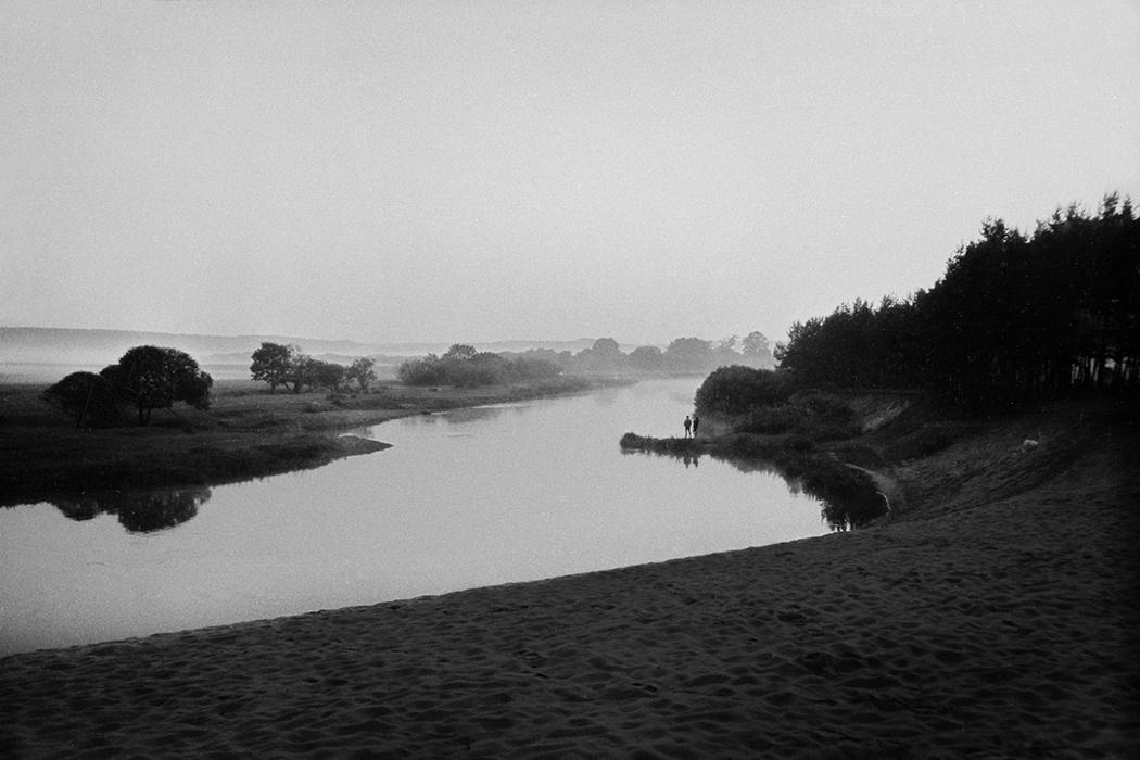 Высокий берег. На родине Якуба Коласа. 1985 год