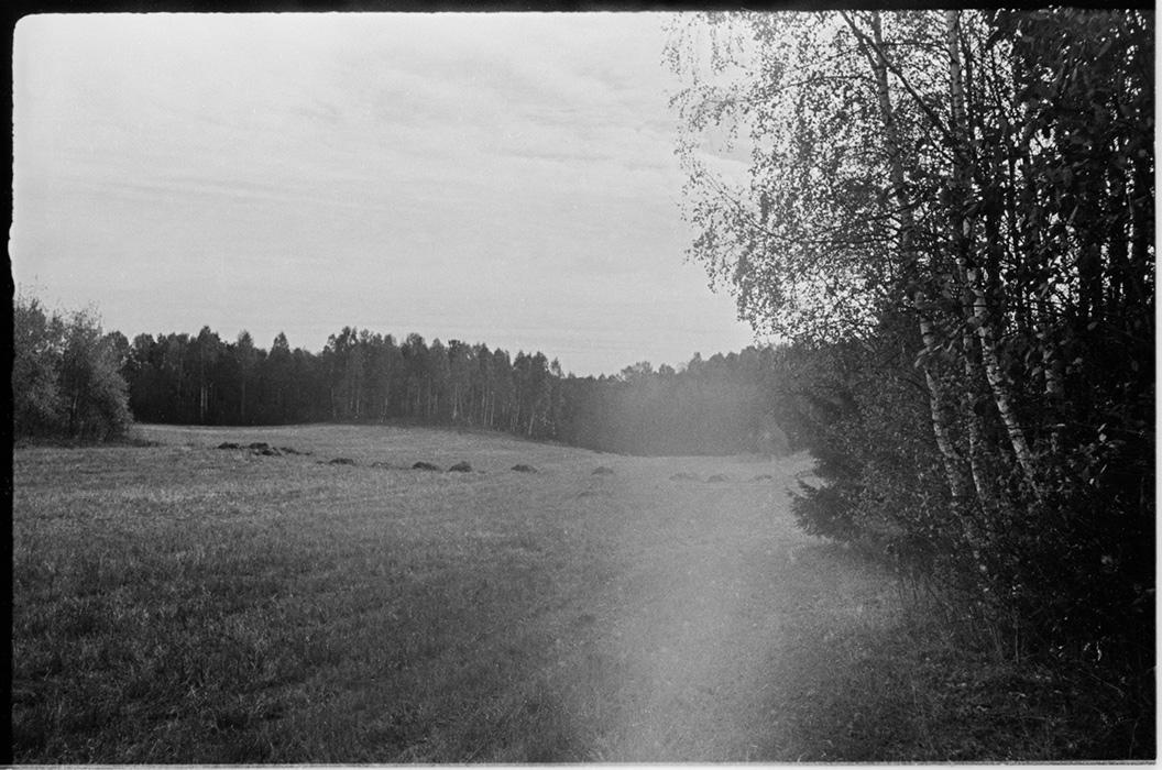 На родине Я.Колоса, 1986 год