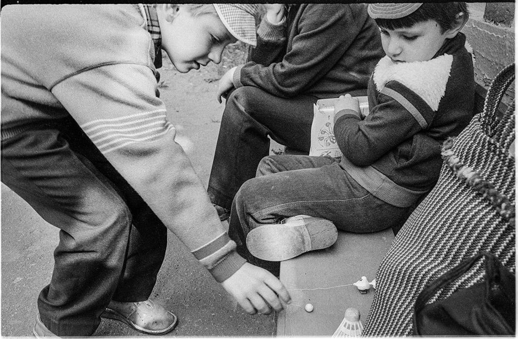Игры. Минск, 1986г.