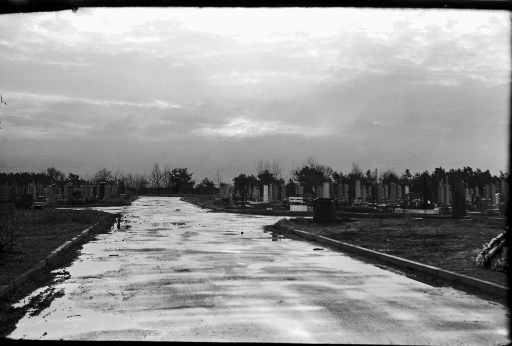 Кладбище, Плоская Брест, 1987 год