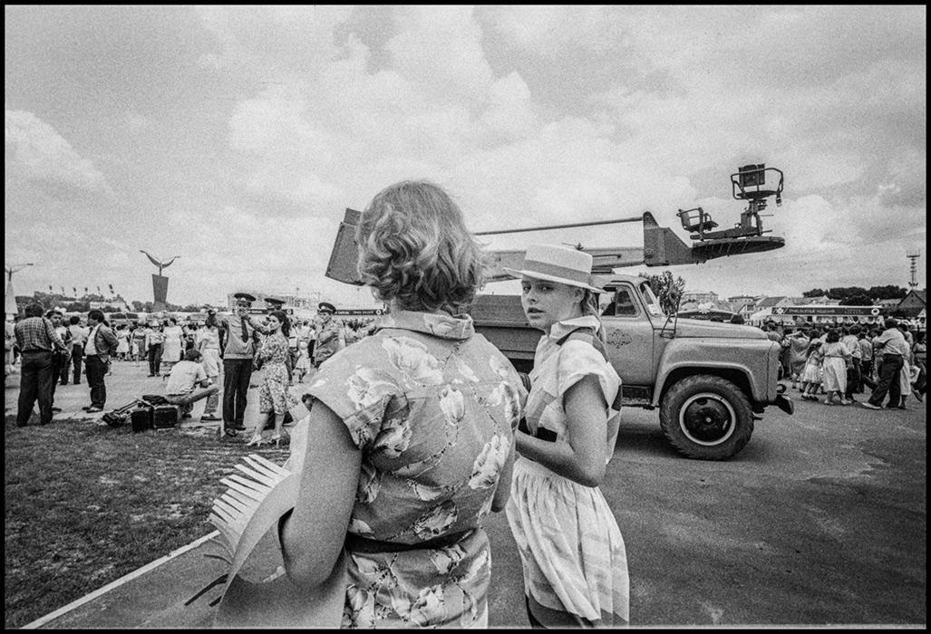 Пр-кт Машерова, День города, Минск, 1987 год