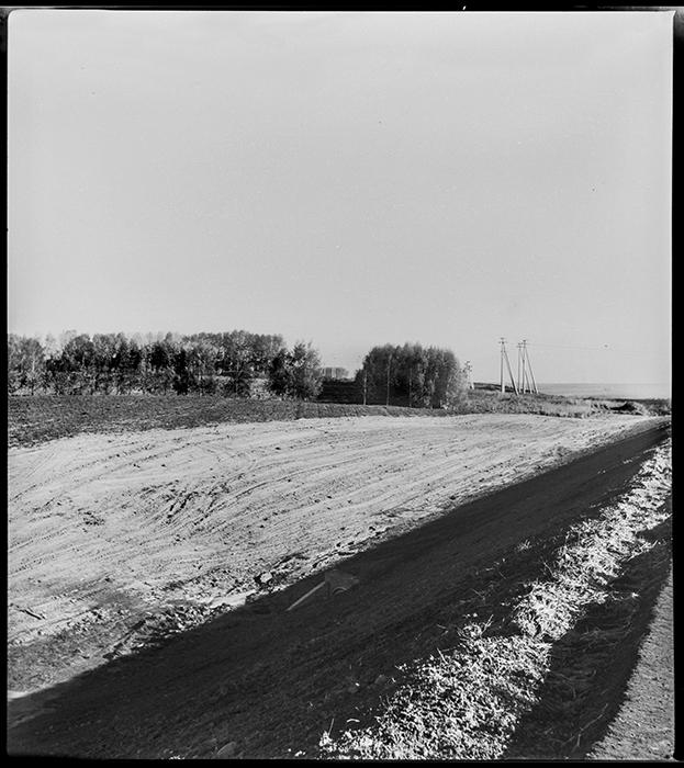 У дороги. 1983 год
