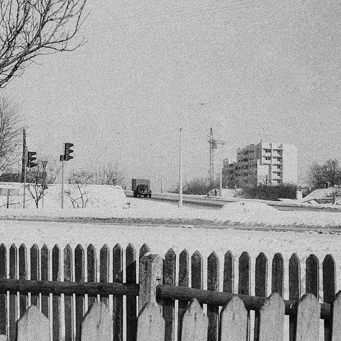 Брест, середина 80-х