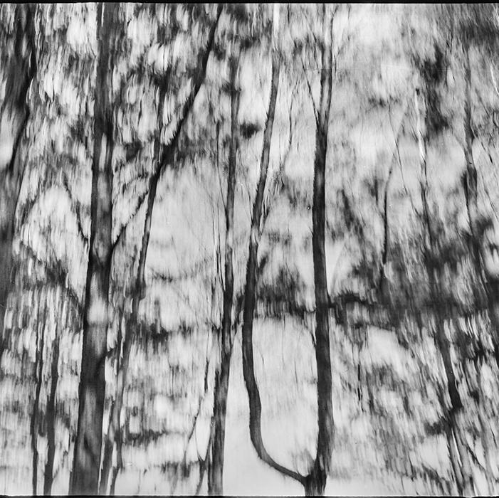 Пейзаж. Минский р-н, 1987 год